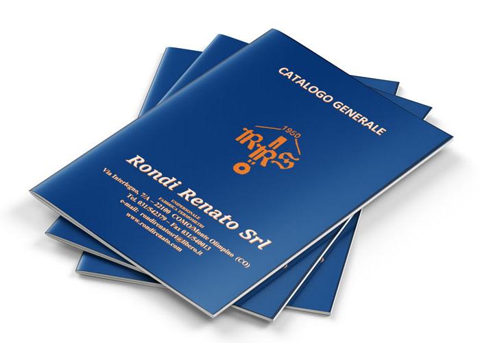 Catalogo generale Rondi - termometri - barometri - clessidre - orologi - stazioni meteo - barometri